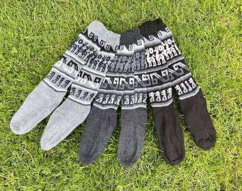 Alpaca Socks